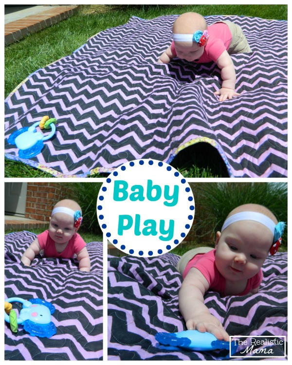 Baby Play Activities. Simple. Easy. Realistic.
