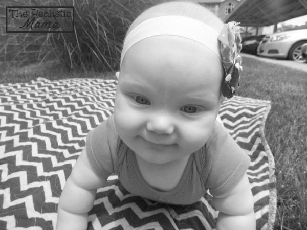Baby learning to crawl. #knoala