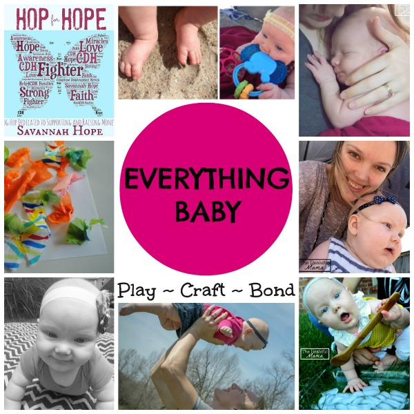 Everything Baby - Play, Craft, Bond