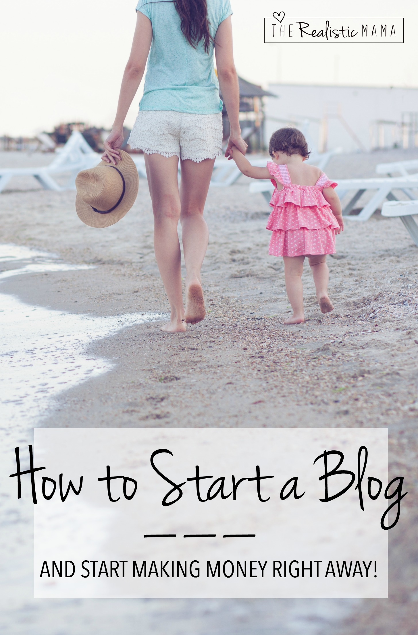 How to start a blog and everything you need to know to start making money right away!