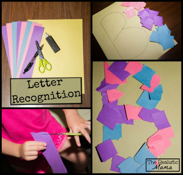 Simple Letter Recognition