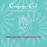 Orgigami Owl- Janna C