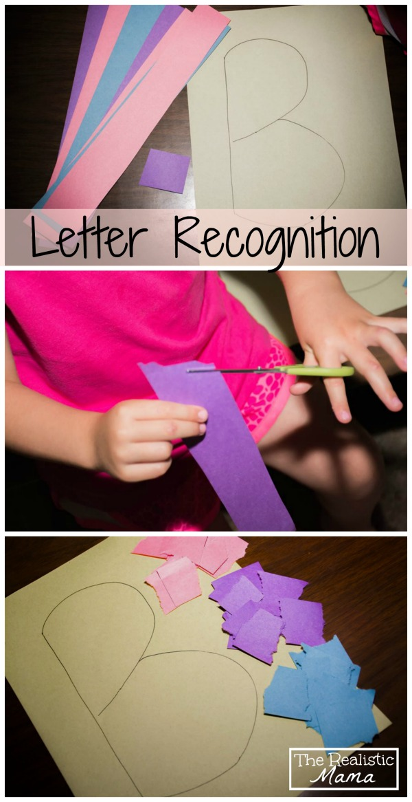 Simple Letter Recognition