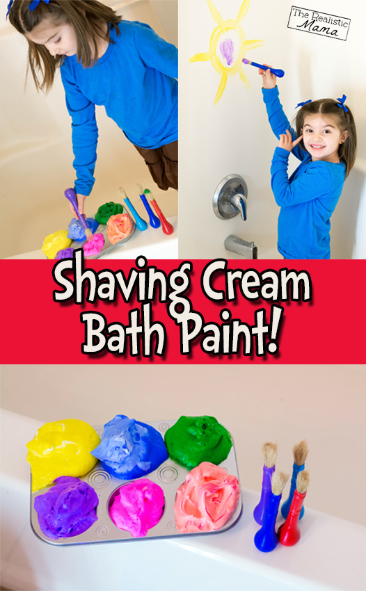 Super Easy Homemade BATHTUB PAINT