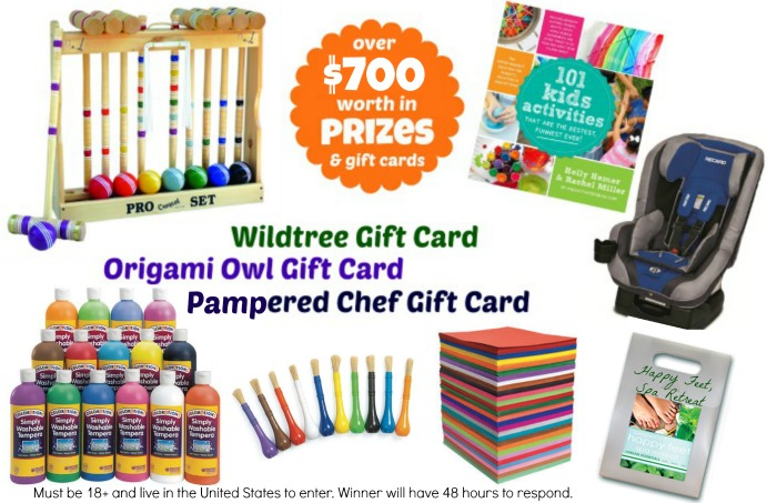 Ultimate Guide to Family Fun & $700+ Prize Giveaway