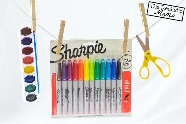 Back to School Sharpie Style #SharpieBTS #PMedia #ad