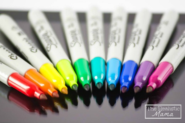 Back to School Sharpies