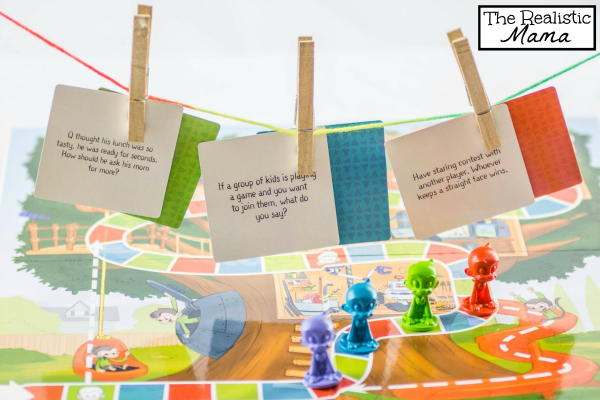 Question Cards for the Game
