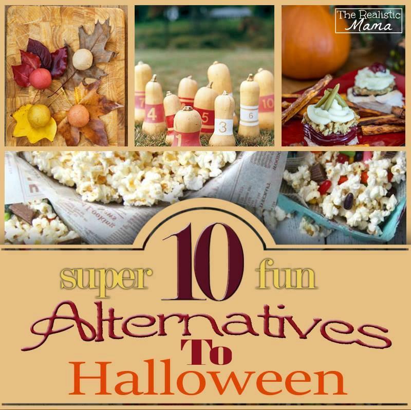 10 Alternatives to Halloween Night