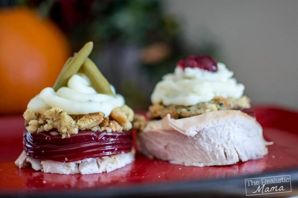 Thanksgiving Recipe: Kid Friendly Stacks