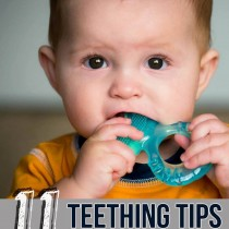 11 Teething Tips That Your Can Try Tonight