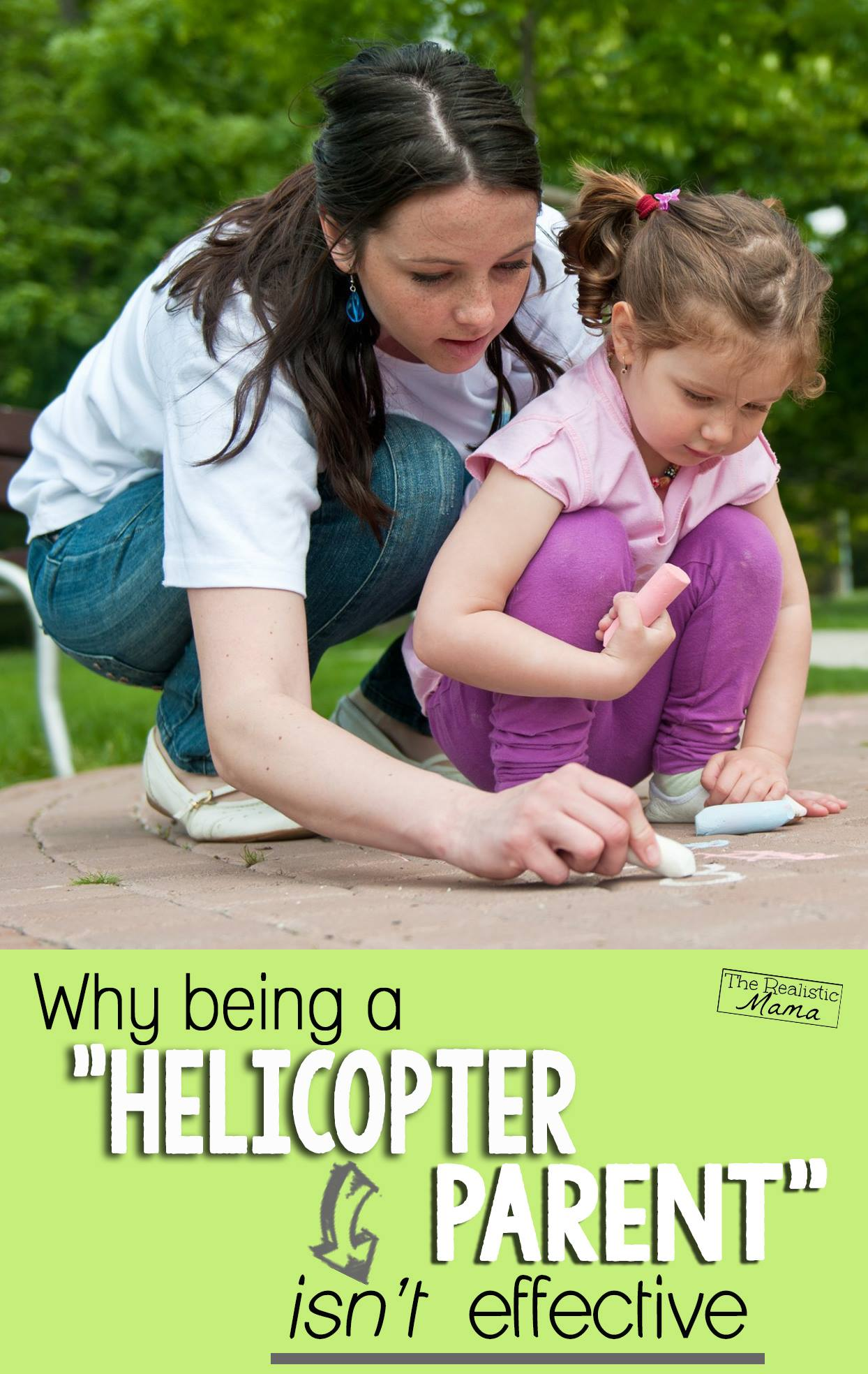 Why helicopter parenting isn't effective and what to do instead