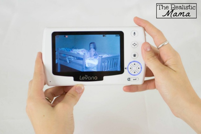 Video Monitor so you Can Cook in Peace!