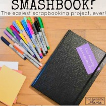 What is a Smashbook? With a Step-by-step tutorial that you can start today.