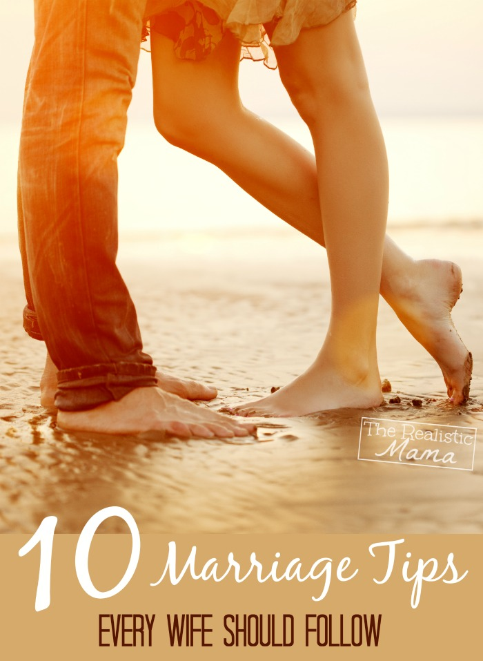 10 Marriage Tips Every Wife Should Follow, #8 made me giggle!