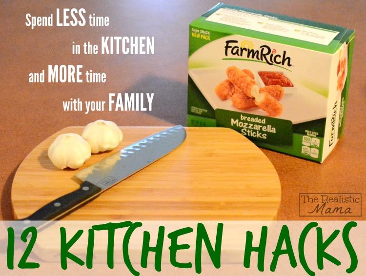 12 Kitchen Tips