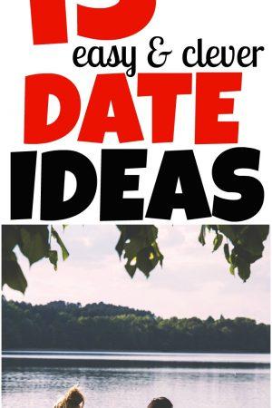 15+ Fun Date Ideas (A Sneak Peak at My New Book: 175 Best Date Ideas)