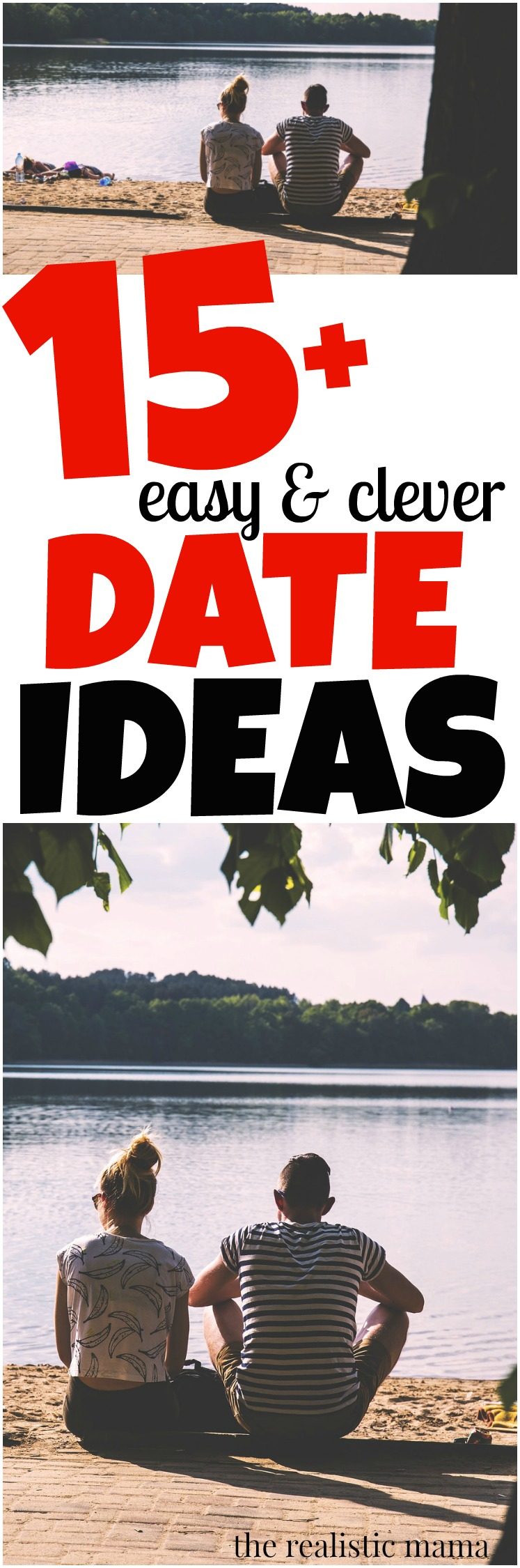 FUN DATE IDEAS! 15+ Easy & Clever Dates