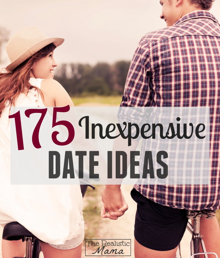 175 Fun Date Ideas