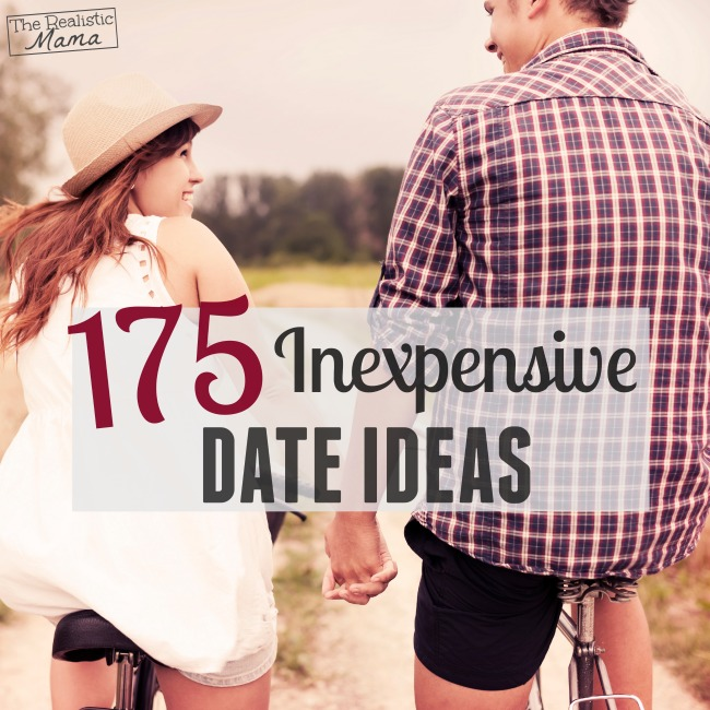 Cool date ideas