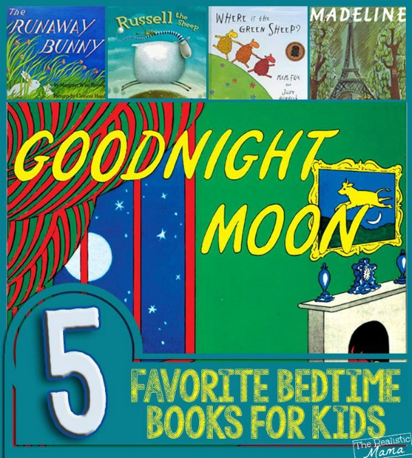 5 Favorite Bedtime Books
