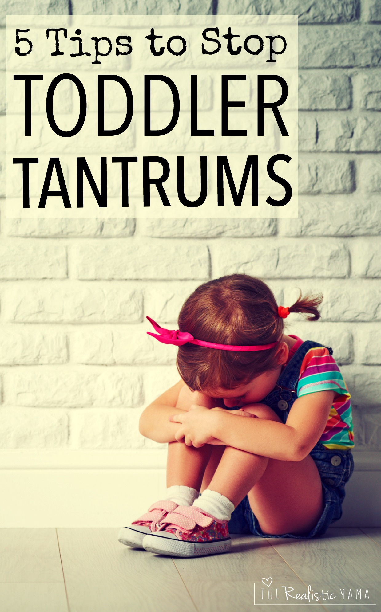 5 Tips to Stop Toddler Tantrums