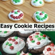 Easy M&M'S® Cookie Recipes