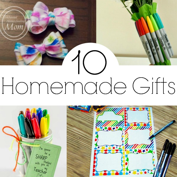 8 DIY Gifts For Grandparents
