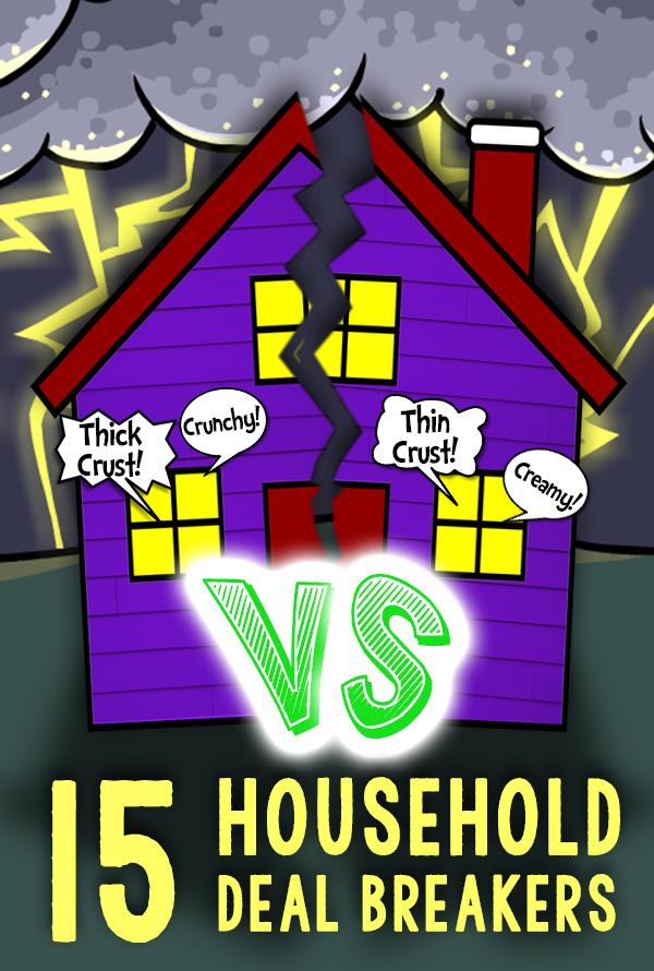 Household Dealbreakers