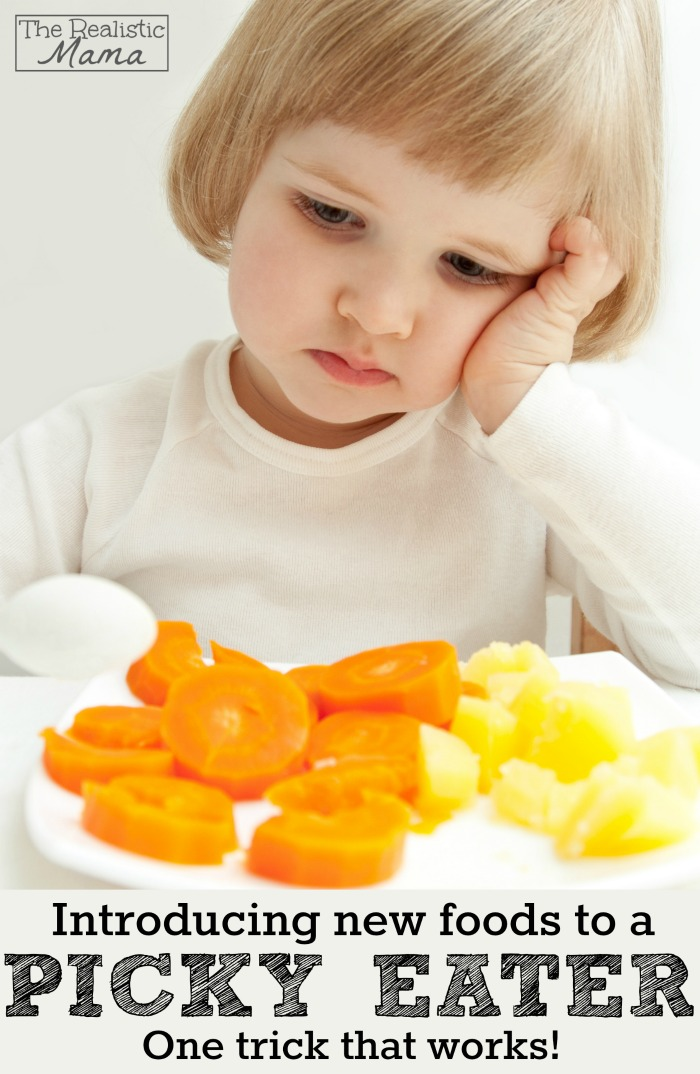 Helping picky eaters