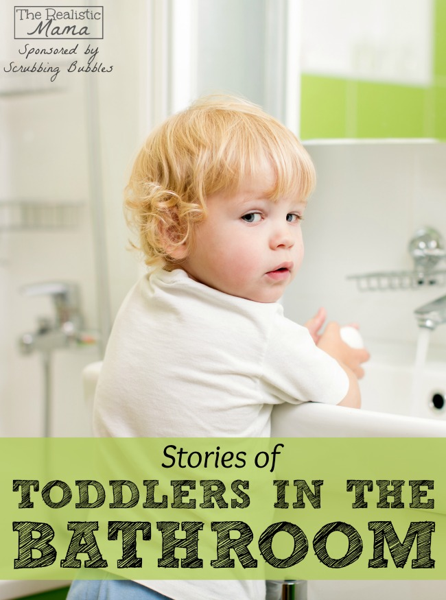 Stories of Toddlers in the Bathroom