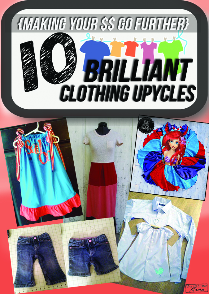 10 Brilliant Clothing Upcycles