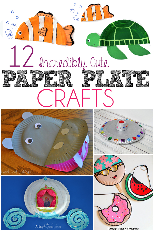 sc 1 st  The Realistic Mama & 12 Incredibly Cute Paper Plate Crafts - The Realistic Mama
