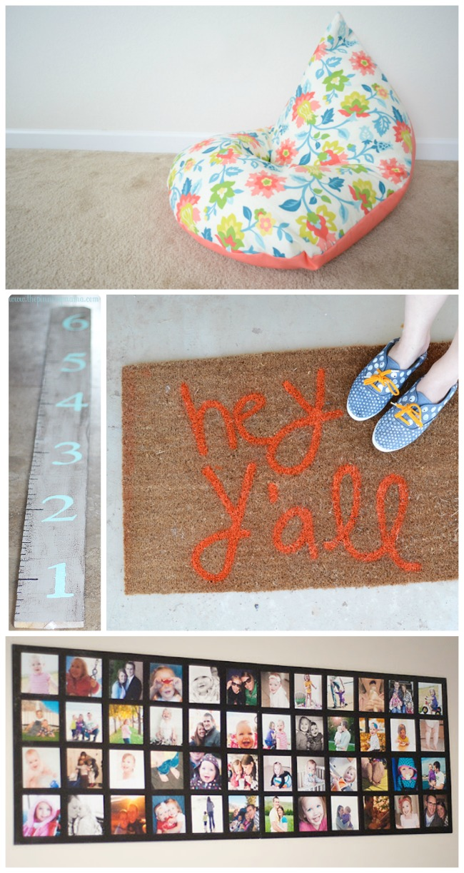 20 DIY Projects for the Home