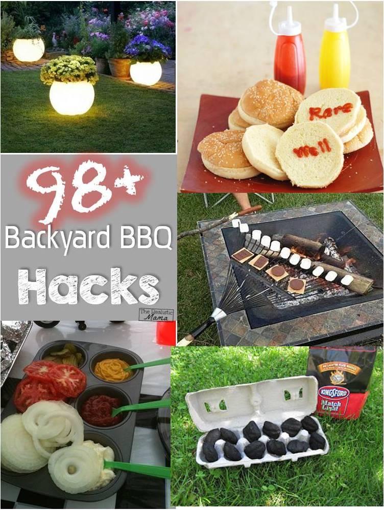 Backyard BBQ Hacks