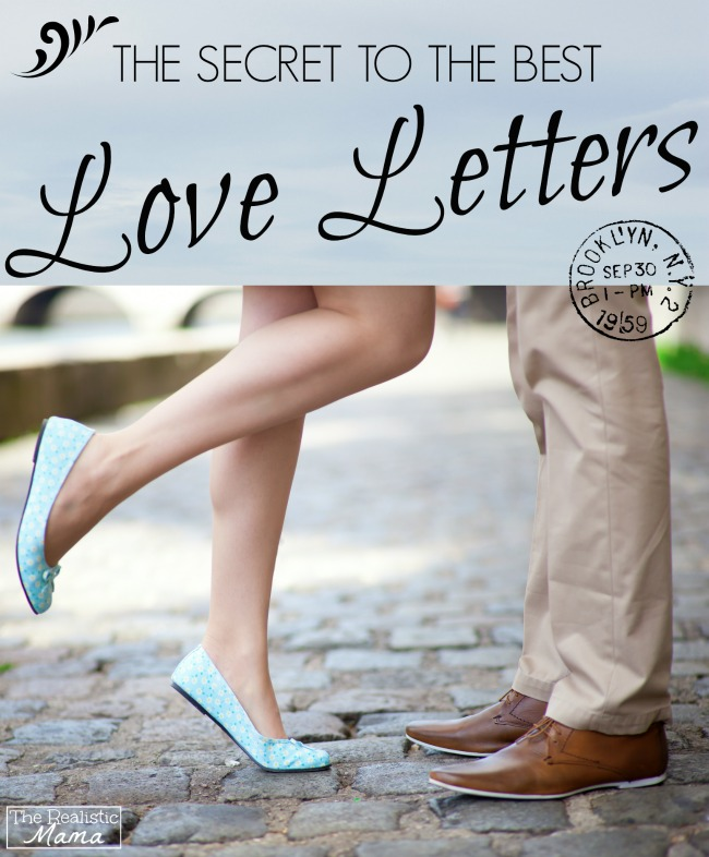 the secret to the best love letters