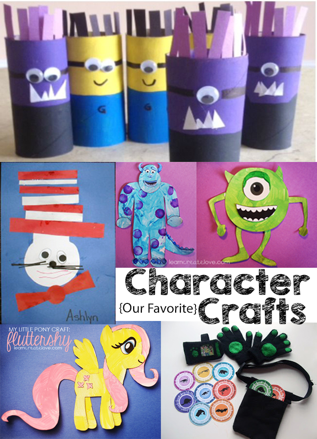 Character crafts
