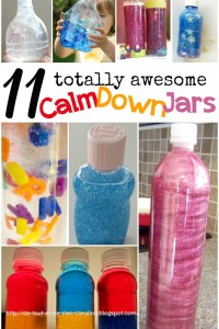 11 totally awesome calm down jars