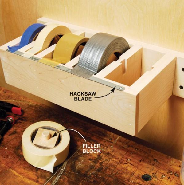 DIY Tape Dispensor
