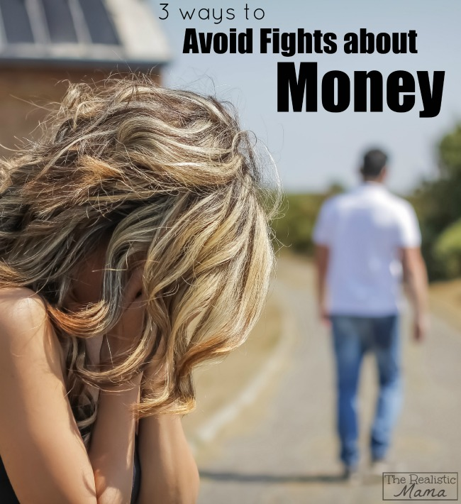 3 ways to avoid fights about money