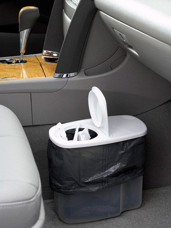 car trash hack