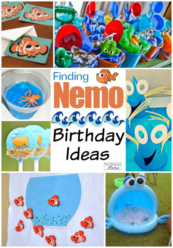 Finding Nemo Baby Shower Invites as adorable invitation layout