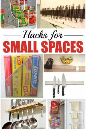 Hacks for Small Spaces