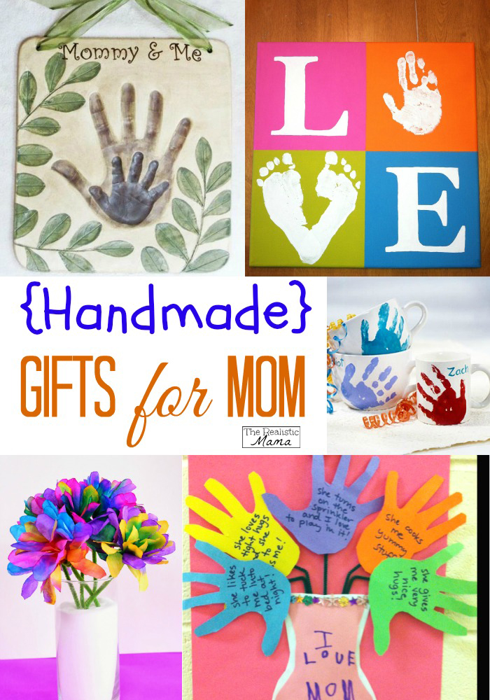 Mother S Day Crafts For Kids The Realistic Mama