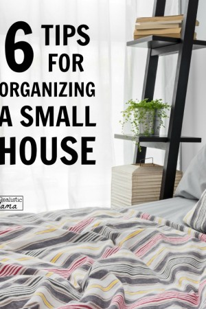 6 must-follow tips for organizing small spaces