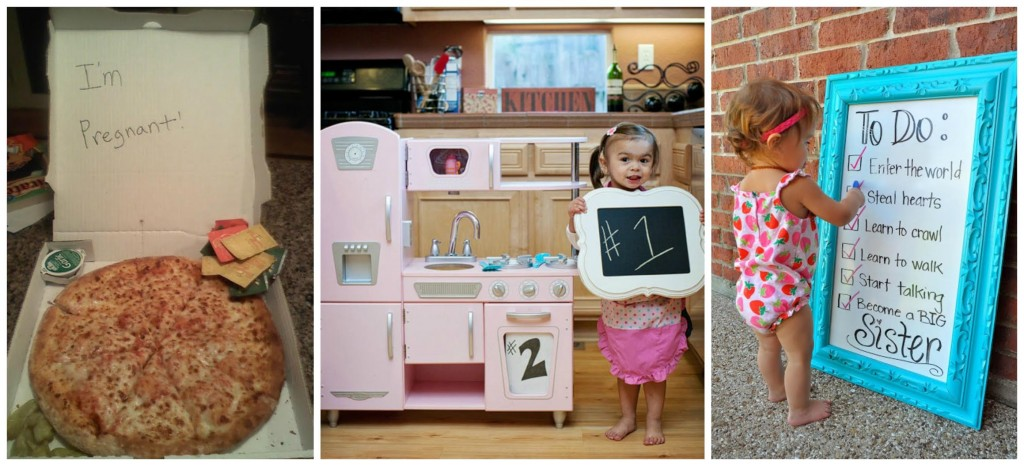 cute pregnancy announcements