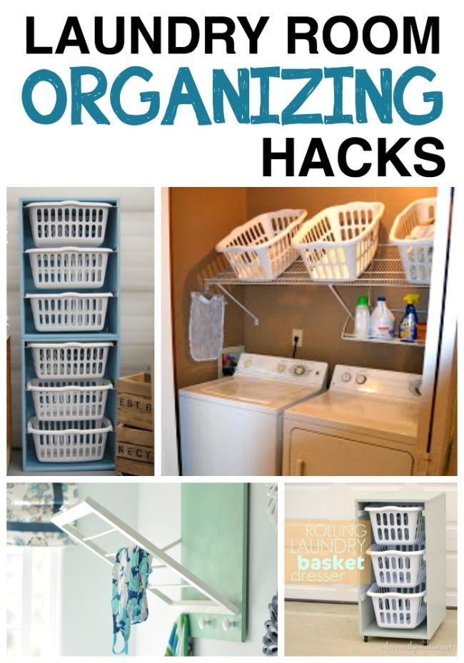 Home Organizing Ideas The Realistic Mama