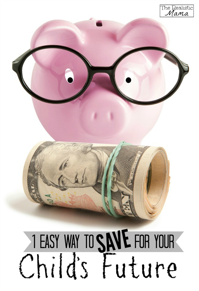 How to save money for your kids: One easy way to save over $10,000
