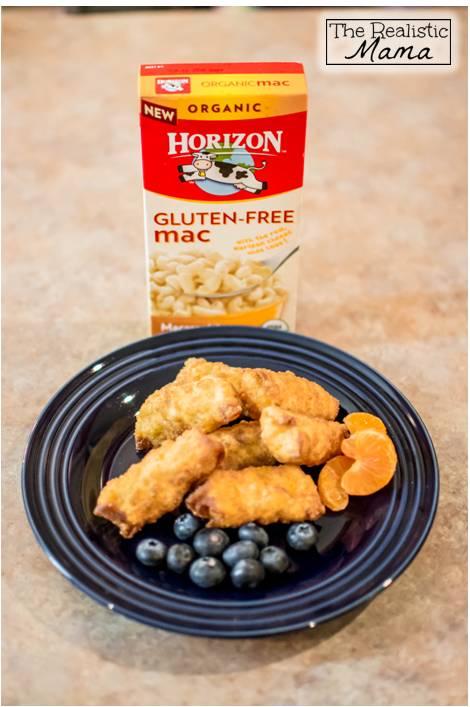 Horizon Mac N Cheese Wantons