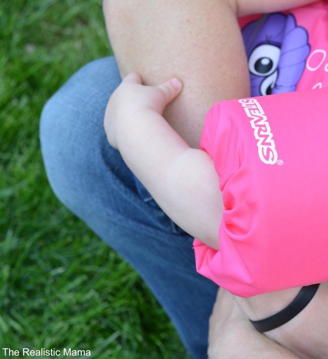 adorable flotation devices for children